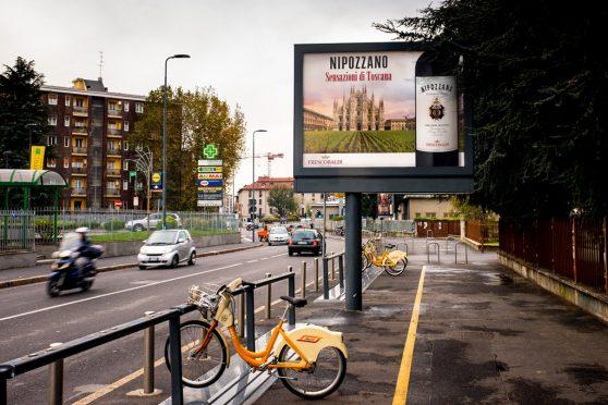 affissioni pubblicitarie poster 4x2