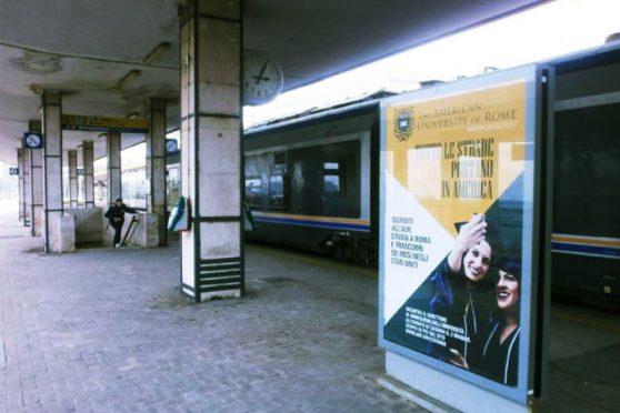 europemedia_comunicazione_nelle_grandi_stazioni_american_university_of_rome_mupi_catania