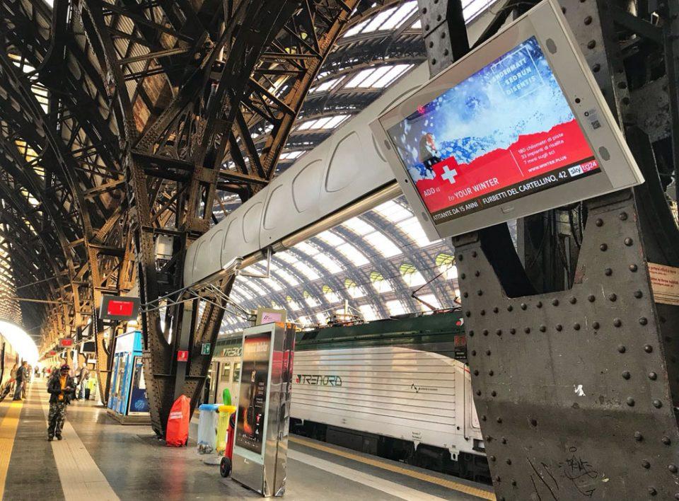 europe media impianti pubblicitari gotv grandi stazioni