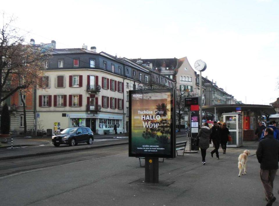 Europe Media Impianti Pubblicitari Citylight Berna Svizzera