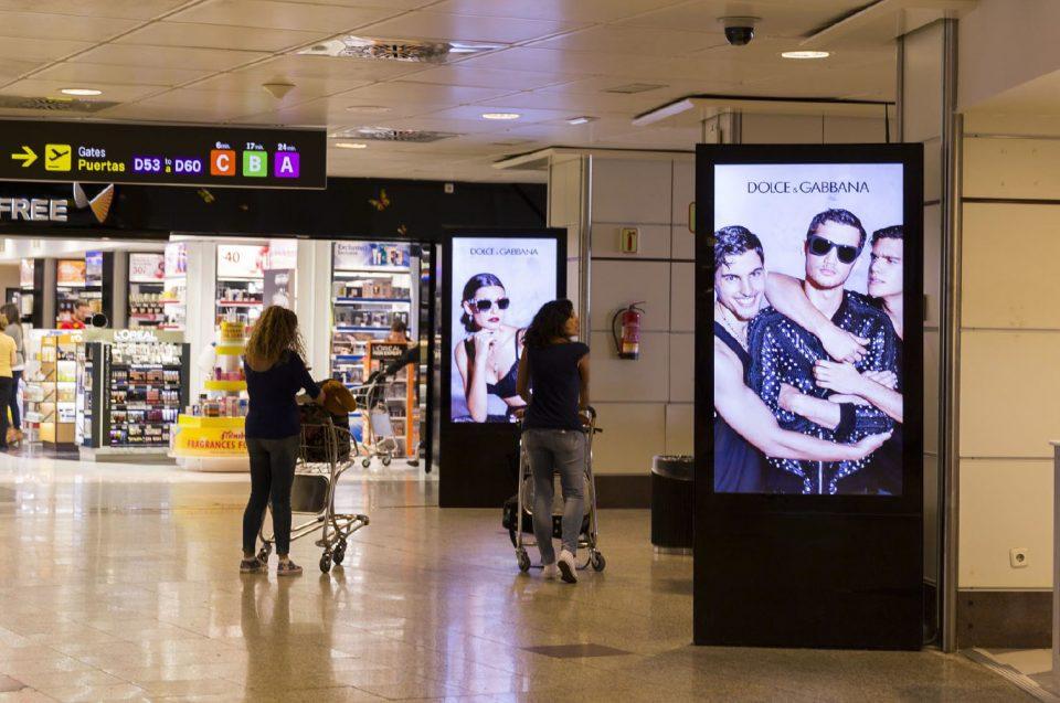 Europe Media Impianti Pubblicitari e Comunicazione FUS e Pensiline Madrid Spagna
