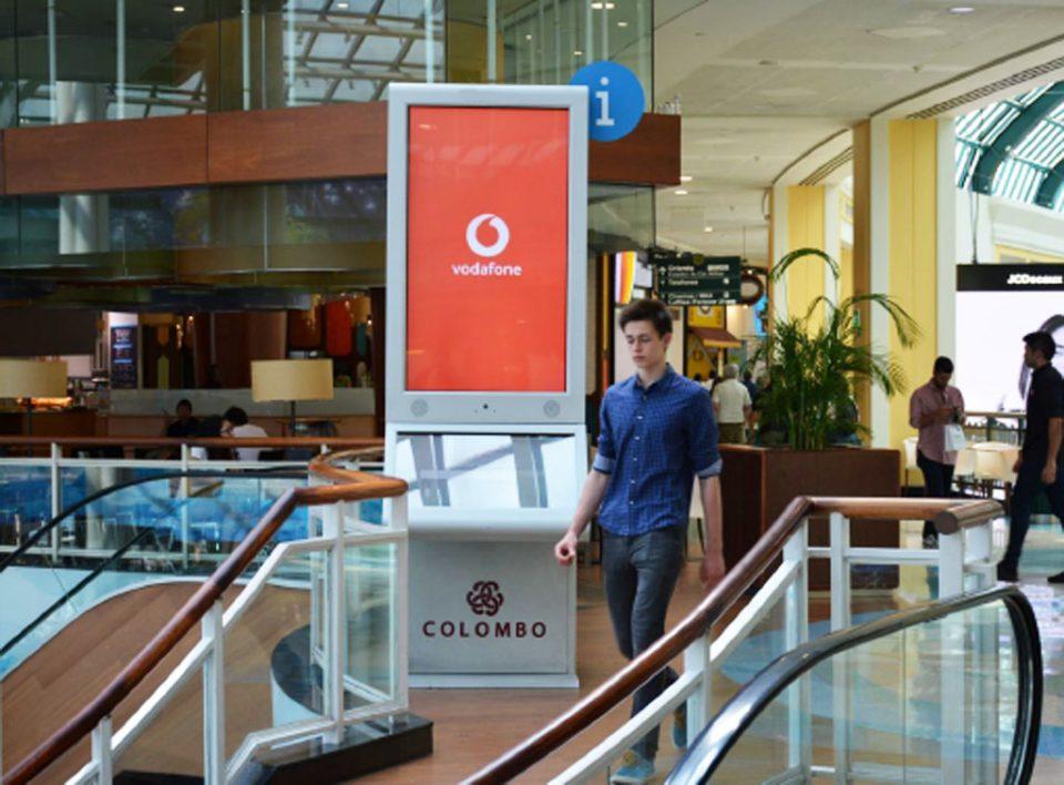Europe Media Impianti Pubblicitari e Pubblicità Centri Commerciale e Mall Porto Portogallo