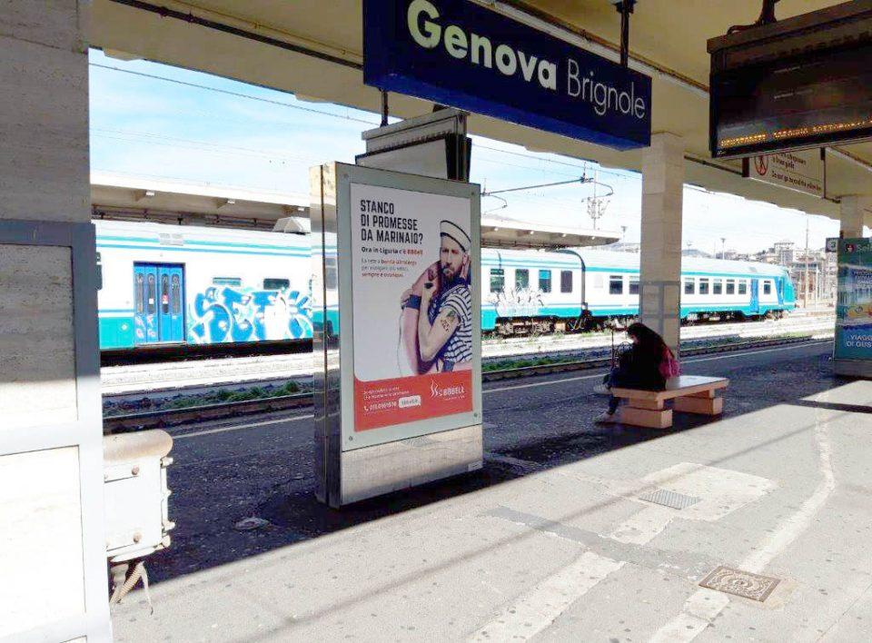 Europe Media impianti pubblicitari e pubblicità grandi stazioni ferroviarie
