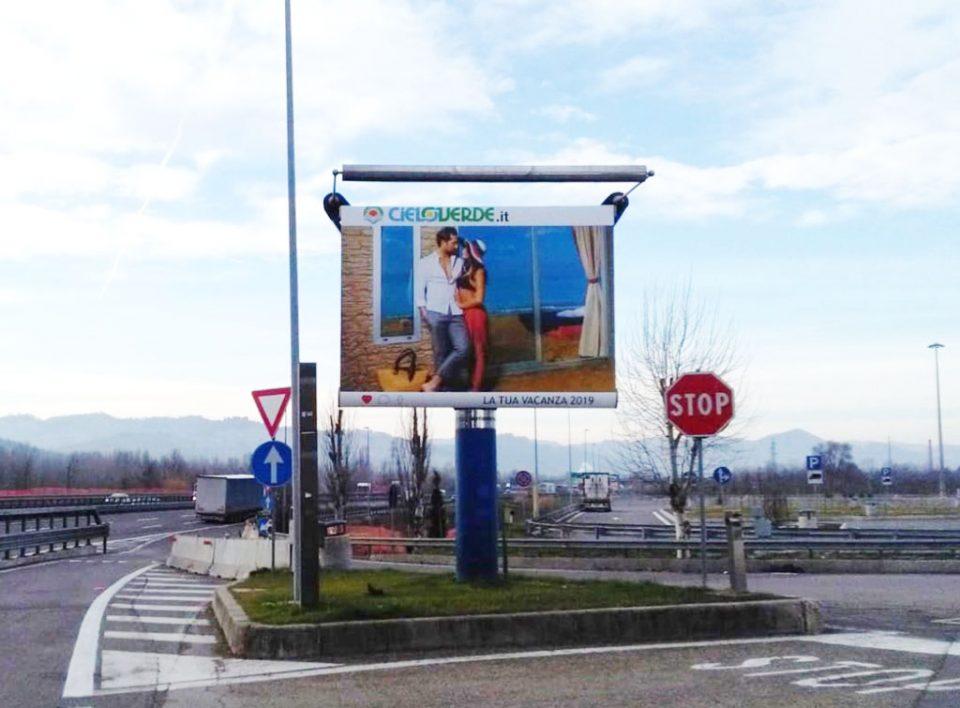 Europemedia pubblicità lungo le autostrade ed in autogrill