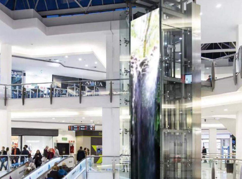 Europe Media Impianti Pubblicitari e Pubblicità nei centri commerciali a Madrid in Spagna