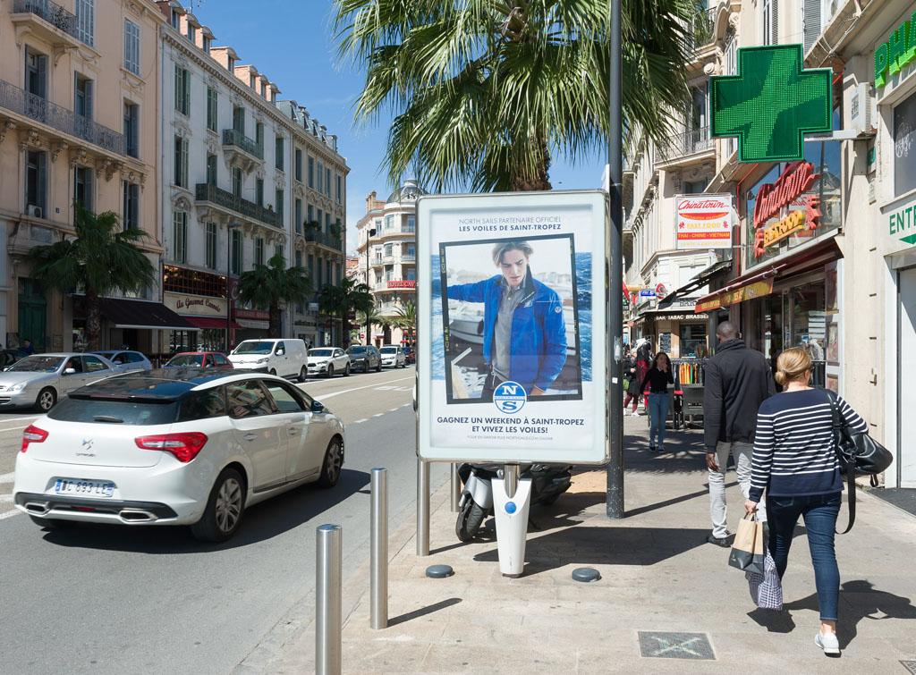Europe Media impianti pubblicitari in Francia