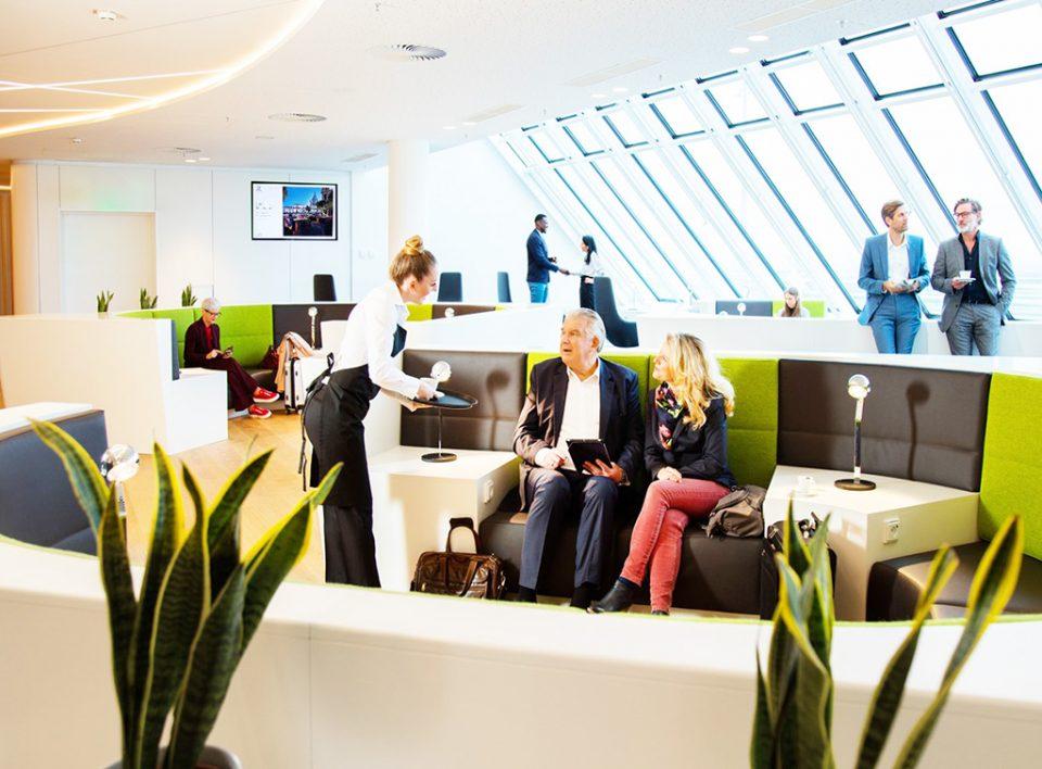 Europe Media Impianti Pubblicitari Sale VIp Aeroporti