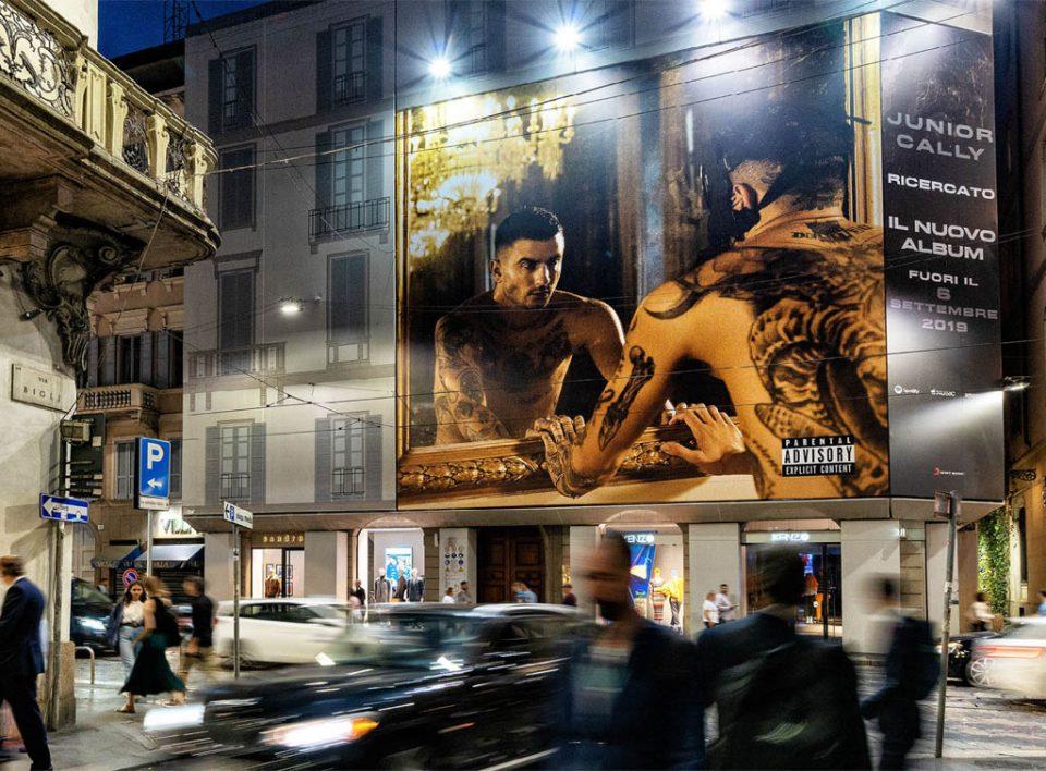 Europe Media impianti pubblicitari maxi affissioni Milano