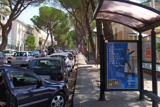 Europe Media Impianti Pubblicitari arredo urbano pensiline bus