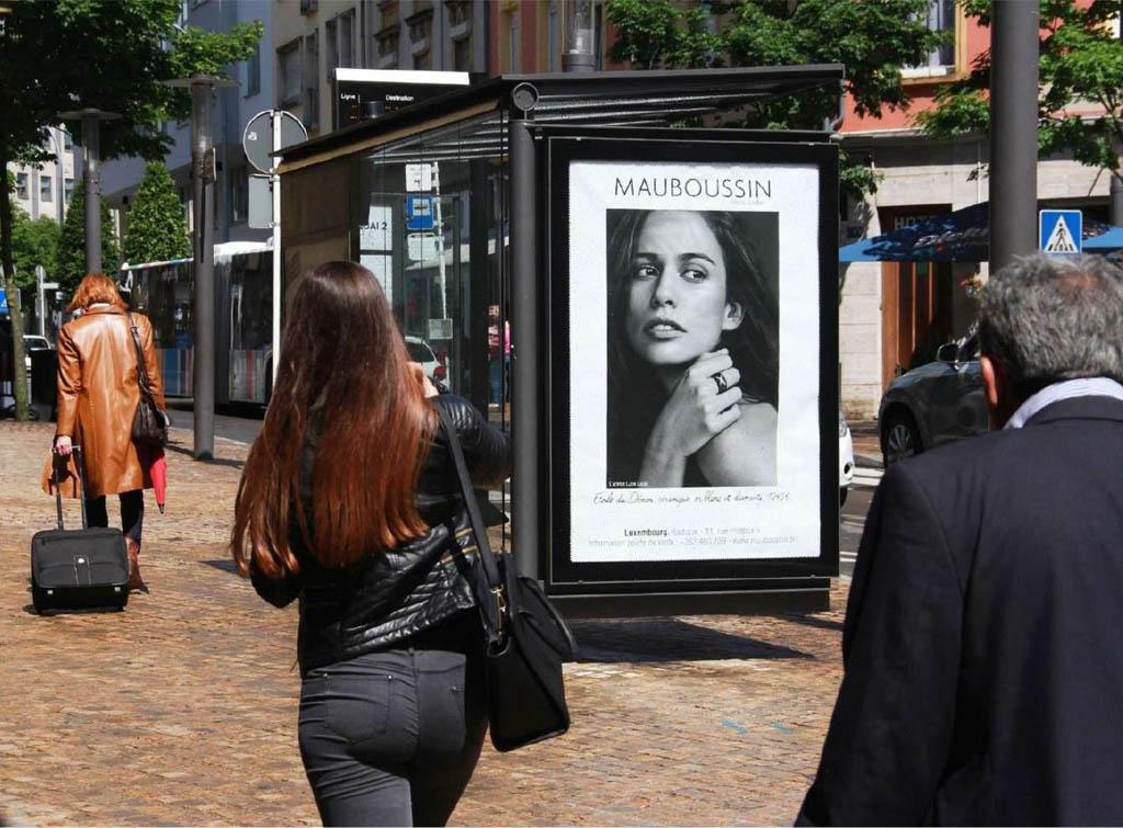 Europe Media impianti pubblicitari in Lussemburgo