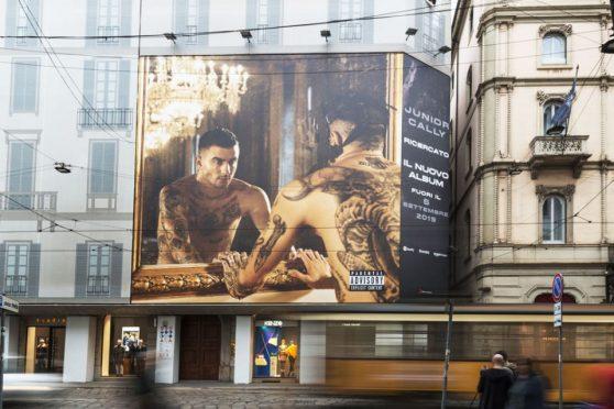 Europe Media Maxi Affissioni Pubblicitarie Milano
