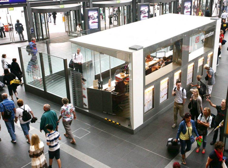 Impianti Pubblicitari in Germania Stazioni Ferroviarie Aree Informative ed Engagement