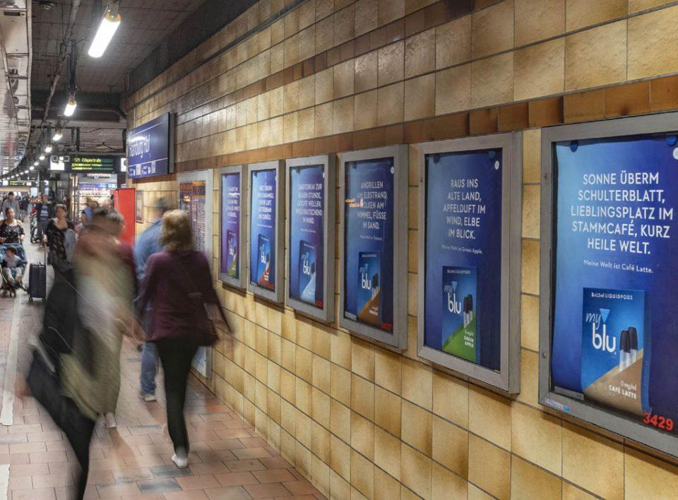 Impianti Pubblicitari in Germania Stazioni Ferroviarie Mupi