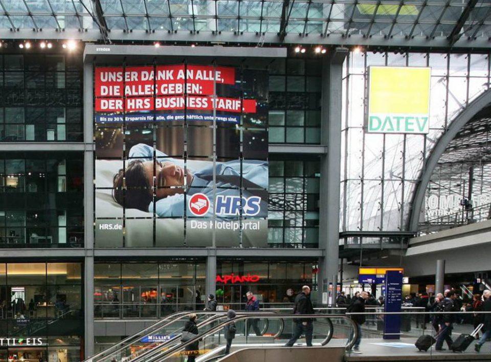 Impianti Pubblicitari in Germania Stazioni Ferroviarie Wave