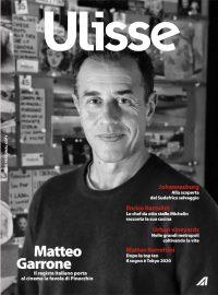Europe Media Pubblicità Rivista di bordo Aereo Ulisse