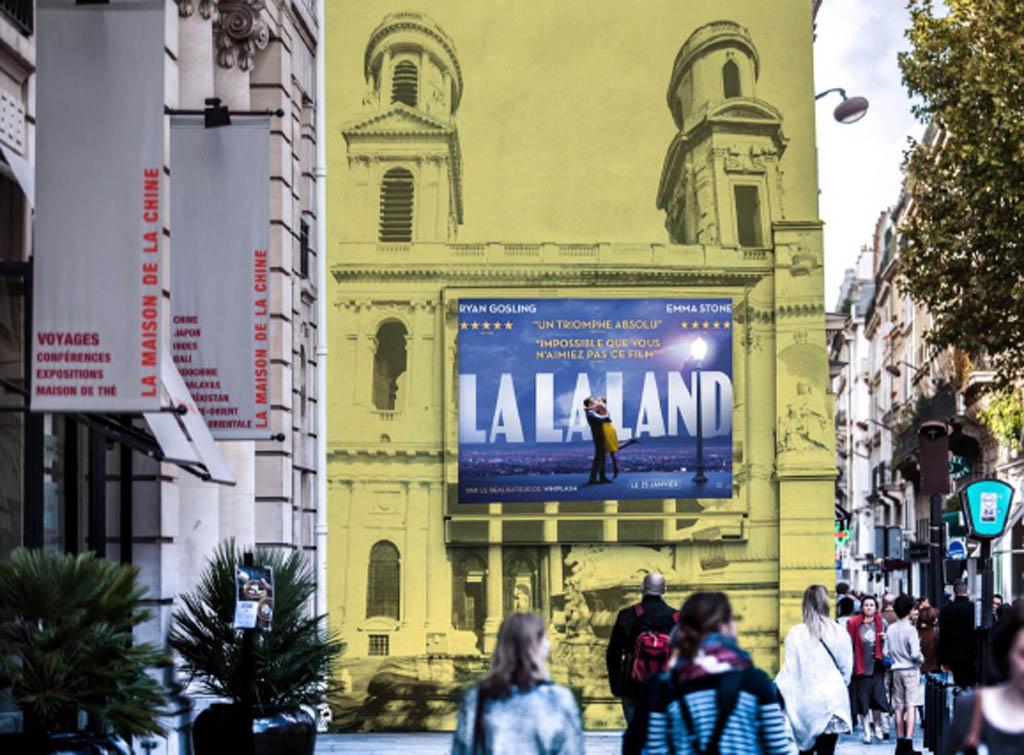 Europe Media pubblicità billboard 8mq in Francia