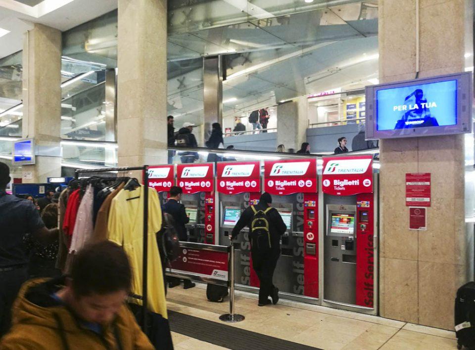 Europe Media pubblicità nelle grandi Stazioni Milano per Var Group