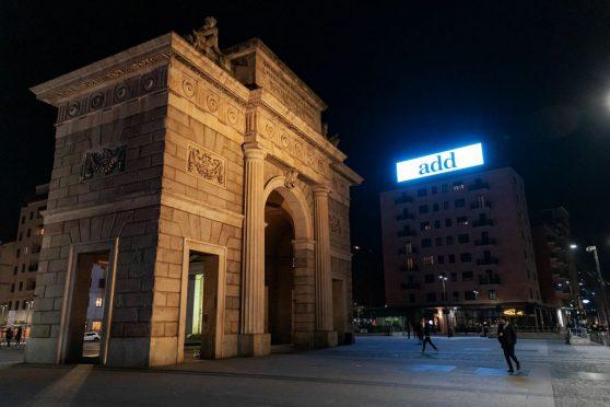 Europe Media Impianti Pubblicitari Maxi Affissioni Milano Digital Led Wall
