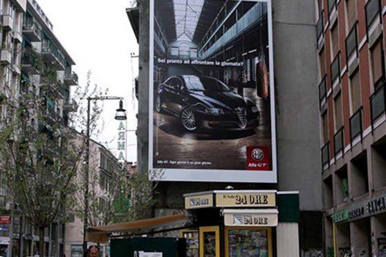 Europe Media impianti affissioni pubblicitarie 6x9 metri