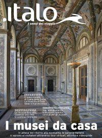 Europe Media Pubblicità sul magazine di bordo treno Italo