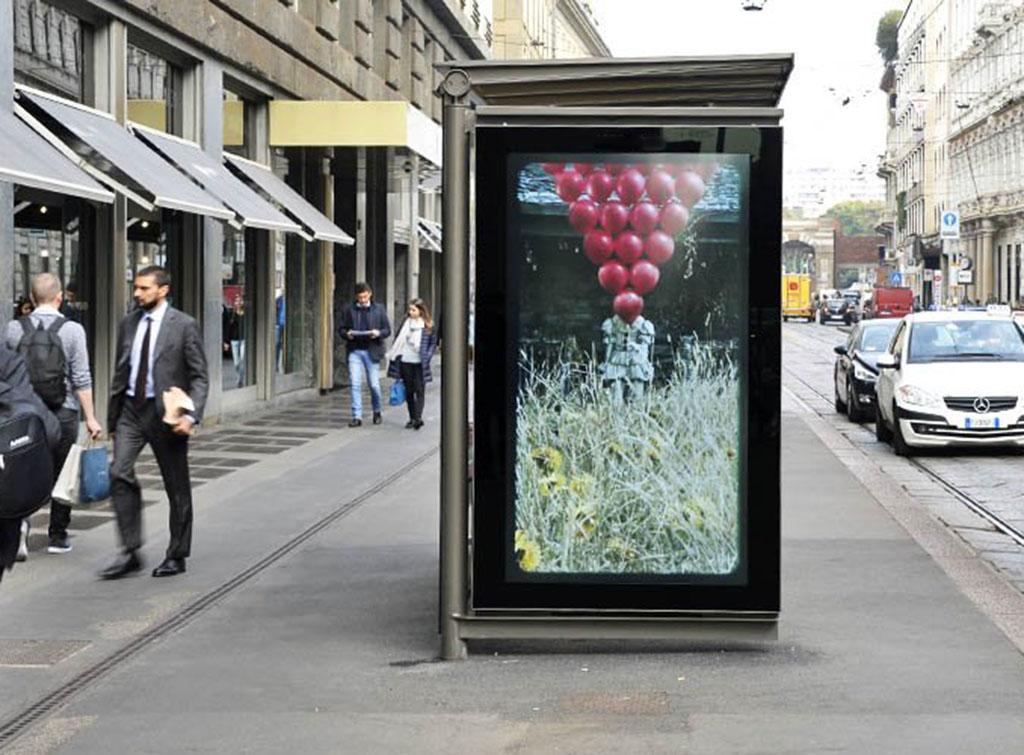 Europe Media Impianti Pubblicitari Digitali Pensiline Bus