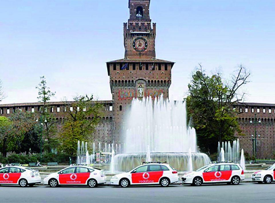 Europe Media Pubblicità sui Mezzi di Trasporto Taxi