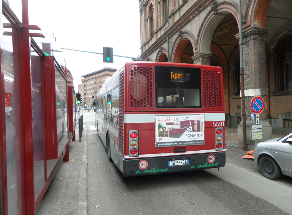 Europe Media Impianti Pubblicitari Poster Dinamica Bus