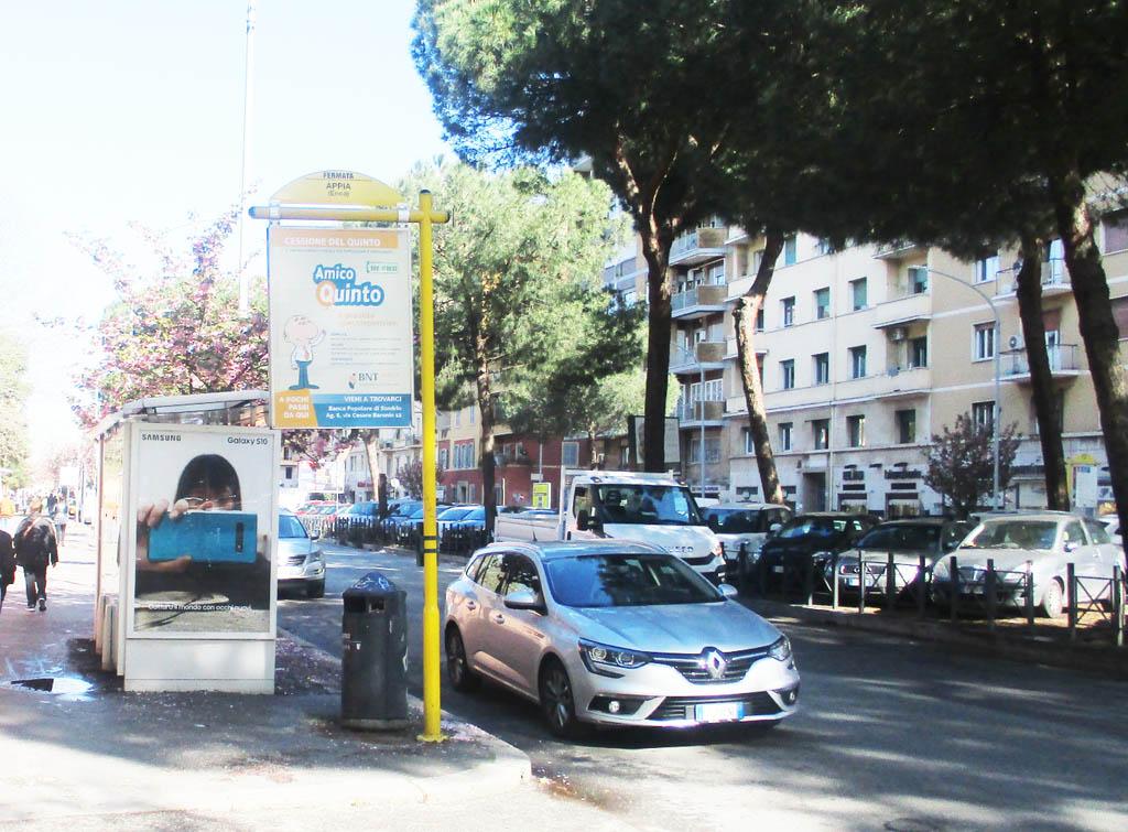 Europe Media Impianti Pubblicitari Fermate Bus Roma