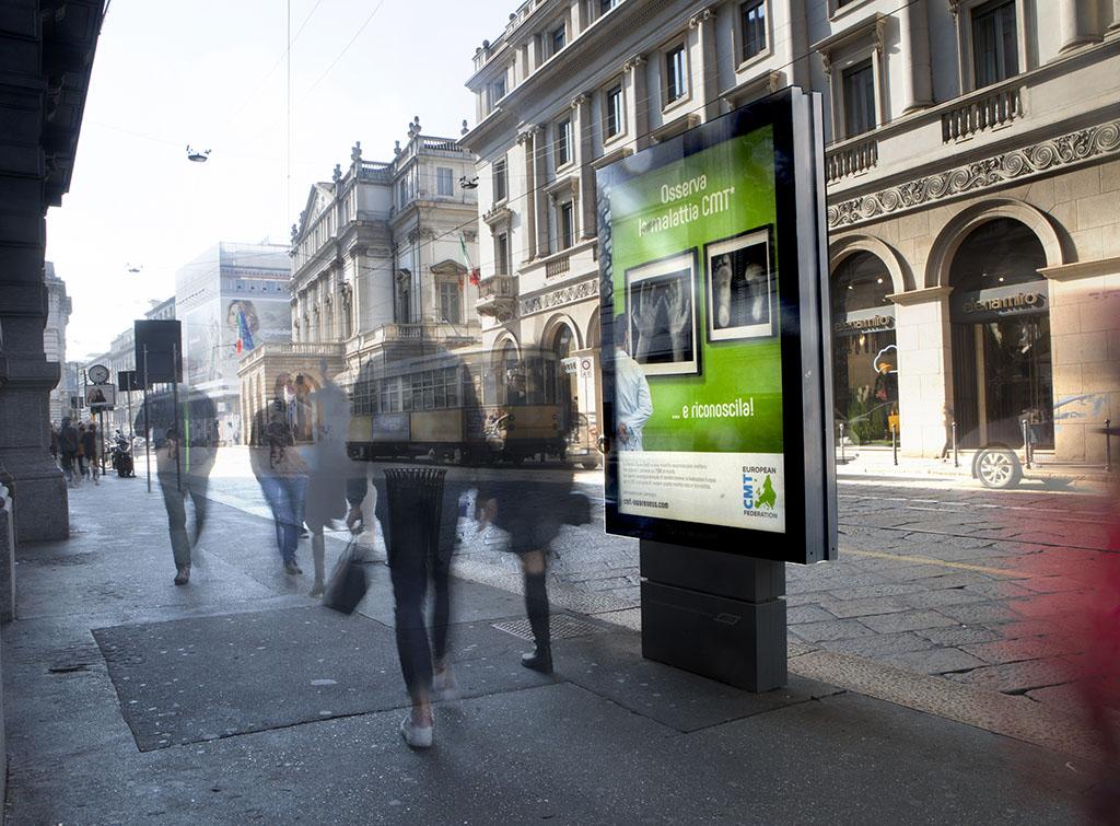 Europe Media impianti pubblicitari arredo urbano fsu Milano