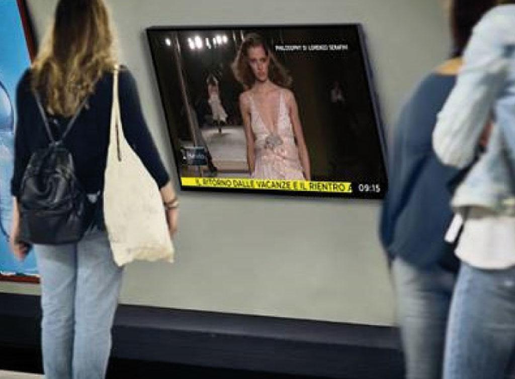 Europemedia impianti pubblicitari video comunicazione Milano
