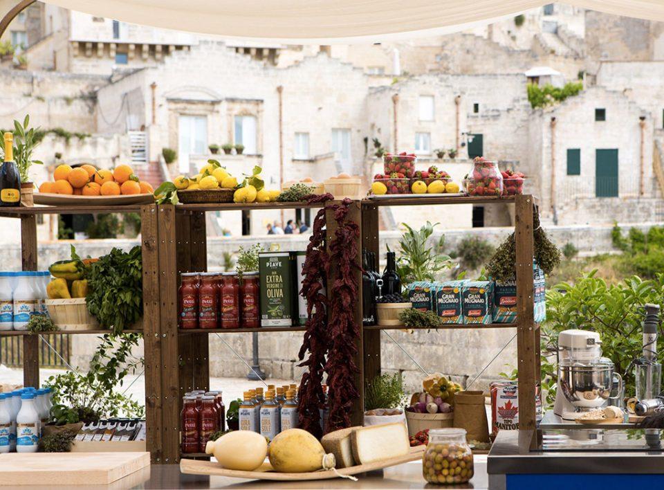 Europe Media esempio di Product Placement prodotti commerciali all'interno di un programma televisivo