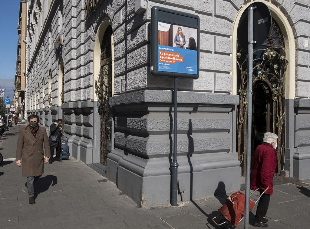 Europe Media Impianti Pubblicitari Affissioni Roma