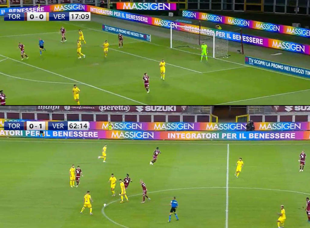 Europe Media Pubblicità negli Stadi Serie A