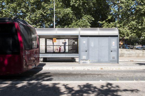 Europe Media impianti pubblicitari pensiline bus plance