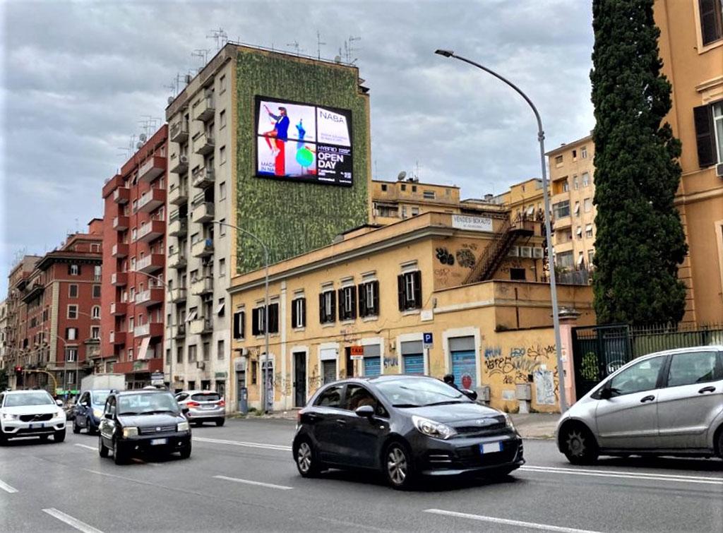 Europe Media Maxi Affissioni e Poster Pubblicitari a Roma