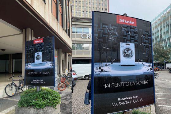 Europe Media Impianti Pubblicitari Arredo Urbano Padova