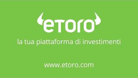 BillBoard Reti Mediaset per Etoro - Europe Media